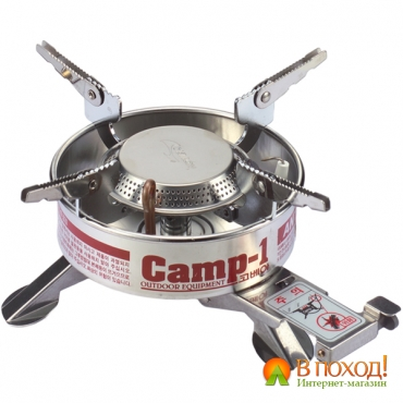 Газовая горелка Kovea TKB-N9703-1S Expedition Stove